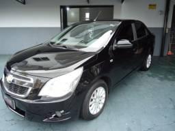 Chevrolet colbalt ltz 1.4 flex 102cv 4p ano 2012 preto