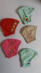 Mascaras de tecido