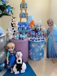 Peças e artigos para festas e decorações
