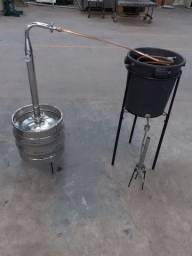 Alambique 30 litros