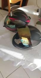 2 capacetes Pro Tork