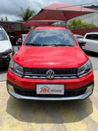 Título do anúncio: Volkswagen Saveiro cross 2021