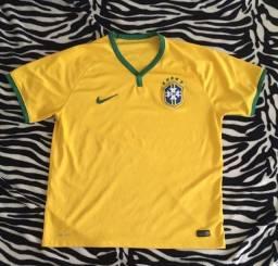 Título do anúncio: Camisa da seleção brasileira 2014 original
