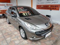 207 2010/2011 1.4 XR PASSION SPORT 8V FLEX 4P MANUAL
