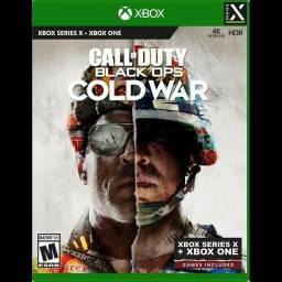Call of duty Cold War : PT-BR digital XBOX.