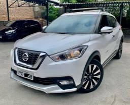 Título do anúncio: Nissan Kicks SL Full opcionais 2019