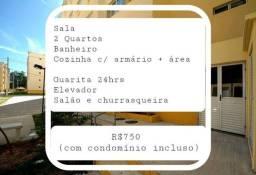 Título do anúncio: Alugo ou vendo apartamento em Campo Grande