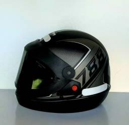 Outros Capacete Moto Protork Automático Racing 788