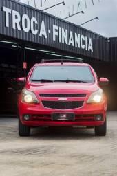 Chevrolet Agile LTZ 1.4 **Impecável**