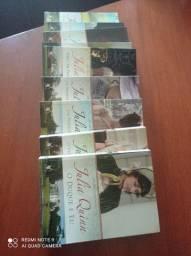 Julia Quim coleção 9 volumes
