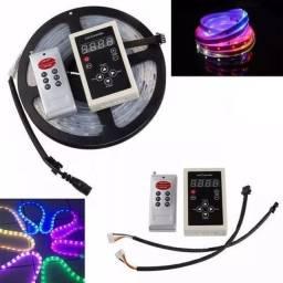 Fita led digital 6803/ 133 efeitos