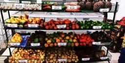 Expositor de legumes