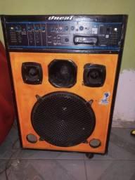 Vendo uma caixa de som ou troco