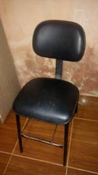 Cadeira acochoada