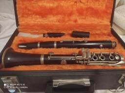 Clarinete  Martin Freres 1740 madeira