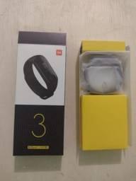 Título do anúncio: Xiaomi Mi Band 3 Relógio pulseira inteligente