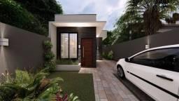 Título do anúncio: VENDA - Ótima residência - Construção de 55m2 - Terreno 150m2 - FASE FINAL P/ ENTREGA