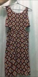 Título do anúncio: Vestido Triangular