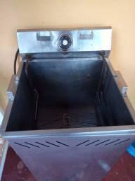 Fritadeira 18 litros água e óleo