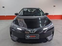 Corolla 2018 XEI único dono