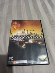 Título do anúncio: Jogo PC need for speed undercover