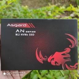 Título do anúncio: NVME M.2 ASGARD 250GB - Novo/Lacrado!