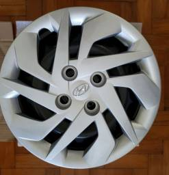 Título do anúncio: Jogo de Rodas Hyundai HB20 Aro 14 Original Novo