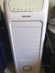 Climatizador Ventisol. Leia o anúncio