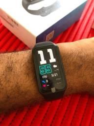 Título do anúncio: Smartwatch Huawei HONOR Band 6 (319,99 em 10X s/juros) Lacrado