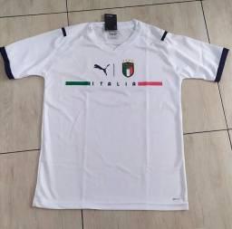Título do anúncio: Camisas Ítalia Puma 21/22 Novos Modelos Entrego