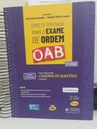 Kit de livros oab