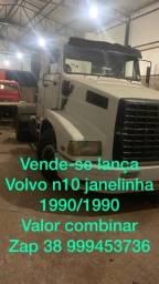Título do anúncio: Caminhão n10 lança