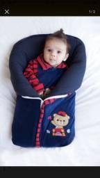 Vendo saco de dormir e macaquinho de bebe por R$ 80,00