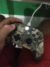 Título do anúncio: Controle de Xbox one profissional da STELF
