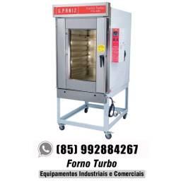 Título do anúncio: forno turbo de padaria na promissoria