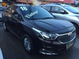 Chevrolet Cobalt Elite 1.8 Automático 2018 com gnv. Condição Única