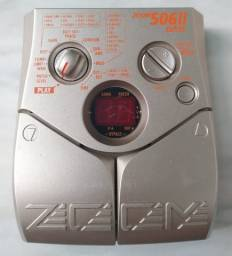 Pedaleira de contra baixo Zoom 506 II bass