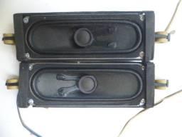 auto falante para tv samsung ln40b530p2m usada leia anuncio