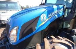 Trator New holland Tl95e