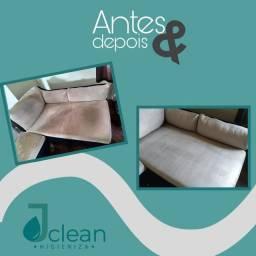 Limpeza & higienização de estofados