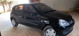 Título do anúncio: Vendo Renault Clio hacth 1.0 16v