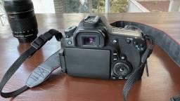 Título do anúncio: Camera Canon EOS 60d