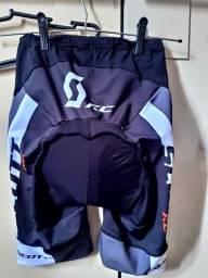 Bermuda de ciclismo SCOTT RS 150,00 reais