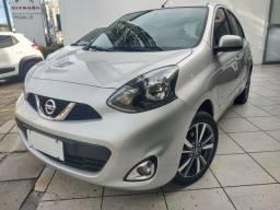 Nissan March 1.6 Sl Flexstart CVT 29000km 2018 Julio Cezar (81)9.9982.3603