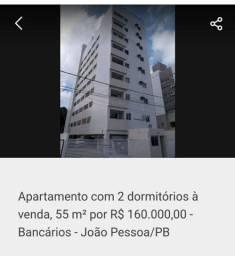 Título do anúncio: Preço de oportunidade apartamento nos Bancários