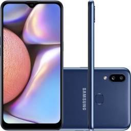 Celular Samsung Galaxy A-10-S 32GB Dual novo