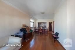 Apartamento à venda com 4 dormitórios em Santo antônio, Belo horizonte cod:263492