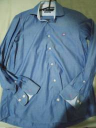 Camisa England social masculina