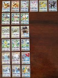 Mini cartas GX Pokémon