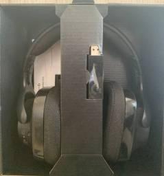 Headset Gamer Logitech G533 Sem Fio 7.1